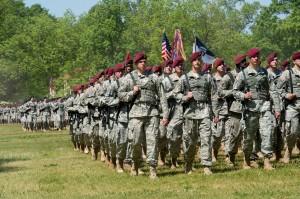 XVIII Airborne Corps Commander of NATO