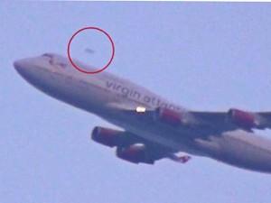 ozn avion