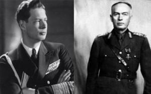 regele mihai maresalul antonescu 23 august 1944