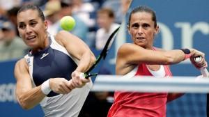 Flavia Pennetta - Roberta Vinci, finala US Open