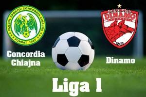 Liga I, etapa 12. Concordia Chiajna - Dinamo