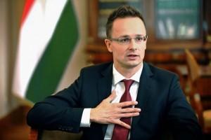 Peter Szijjarto, Ministrul ungar de Externe