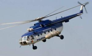 elicopter frontiera politie