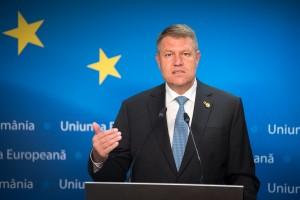 iohannis la consiliul european