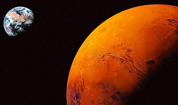 NASA dezvăluie misterul planetei Marte
