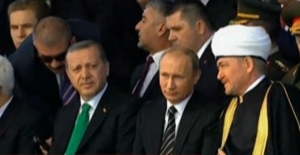 Putin a inaugurat cea mai mare moschee din Moscova