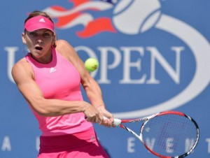 US Open. Simona Halep - Marina Erakovic