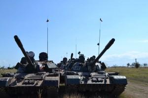 tancuri poligon