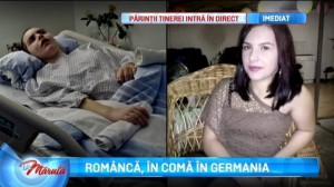 16. Romanca in coma in germania