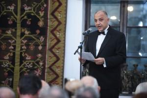 Nawaf Salameh, președintele Fundației Alexandrion.