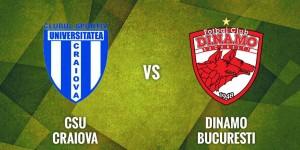 Liga I, etapa 15. CS U Craiova - Dinamo