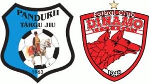 Cupa Romaniei. Dinamo - Pandurii Târgu Jiu, scor 3-2