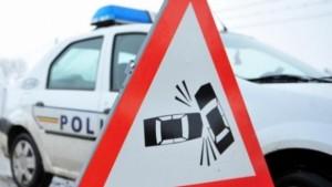 Accident rutier pe DN 1, în Buşteni, cu un autocar cu zeci de turişti social