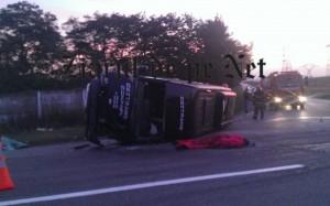 Accident rutier grav în Suceava (Foto Yiarul de pe Net)