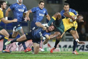 CM RUGBY - Aregentian vs. Australia