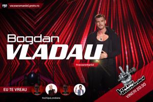Bogdan Vladau - Vocea Romaniei