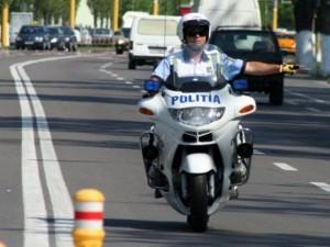 moto politia rutiera