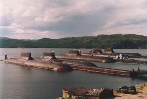 submarine rusesti