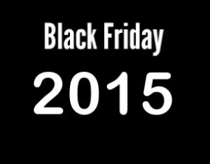 Black Friday 2015.