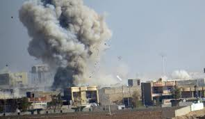 Raqqa atacuri franta raid