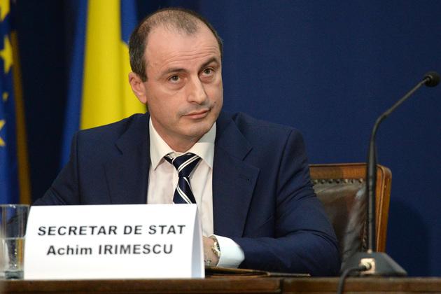 UPDATE – Ministrul Agriculturii Achim Irimescu, rănit într-un accident rutier