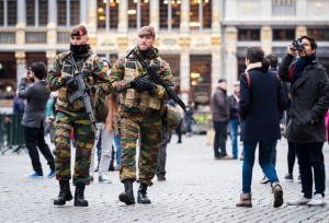 Belgium France Attacks