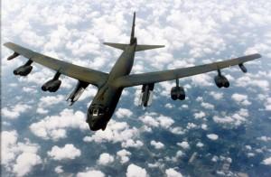 b-52 bombardier
