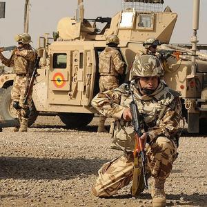 Militar roman din Fortele Speciale, ranit in Afganistan