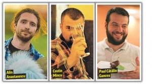 Acționari sunt Alin Anastasescu, Costin Mincu și Paul Gancea.