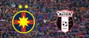 Liga I, etapa 19. Steaua - Astra