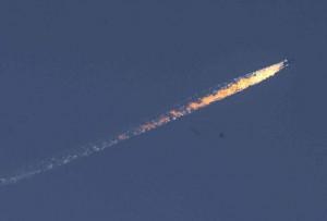 turcia a doborat un avion rusesc su 24