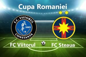 Cupa Romaniei. Viitorul - Steaua