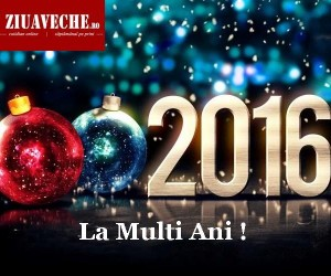 anul nou 2016