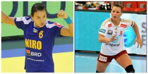 CM handbal feminin. Romania - Norvegia
