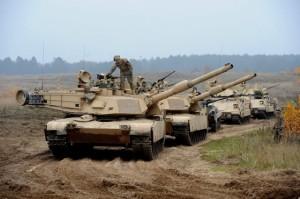 tancuri abrams