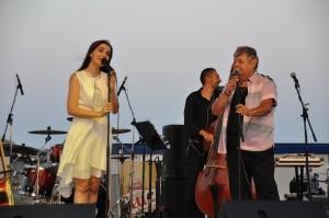 Alexandra Usurelu & Mircea Vintila  ( foto - Aurel Stanica)