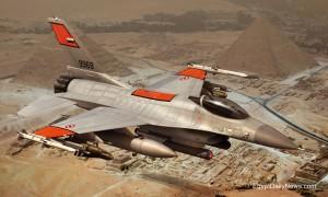 F-16 Egypt