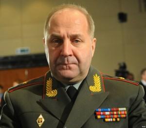 Generalul Igor Sergun, şeful GRU, a murit în condiţii suspecte servicii secrete