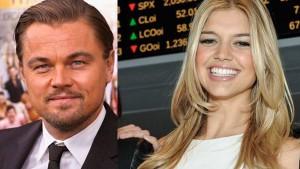 Leonardo DiCaprio Kelly Rohrbach