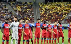 Meci amical. Steaua - Ujpest