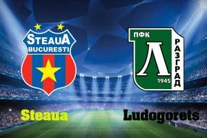 Meci amical. Steaua - Ludogorets