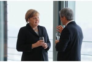 Ce a declarat Merkel după întâlnirea cu Cioloş externe