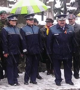 șeful Poliției Sinaia, Marin Tudorică