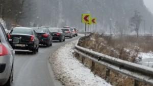 trafic auto valea prahovei