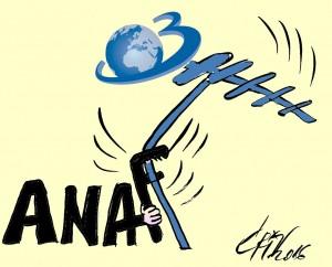 Caricatura de Criv VECERDEA
