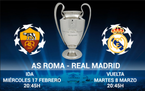 AS Roma – Real Madrid