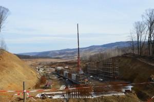 Betonare ecoduct km  58 lot 3