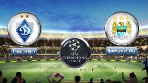 Dinamo Kiev - Manchester City