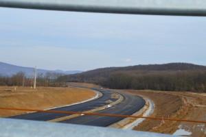 Vedere autostrada spre km 66, lot 3