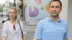 Alina Gorghiu si Lucian Isar